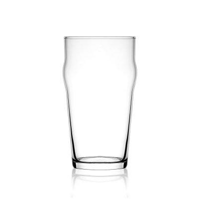 Noniq 500 ml - szklanka do piwa z wypukłym pierścieniem Lav